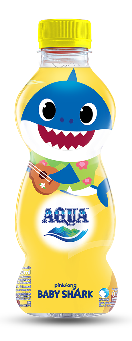 AQUAkids Bottle